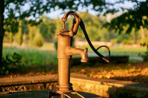 Pumpbrunnen