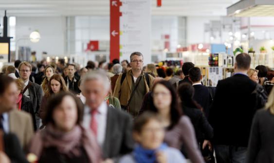 Momentaufnahme Frankfurter Buchmesse 2012
