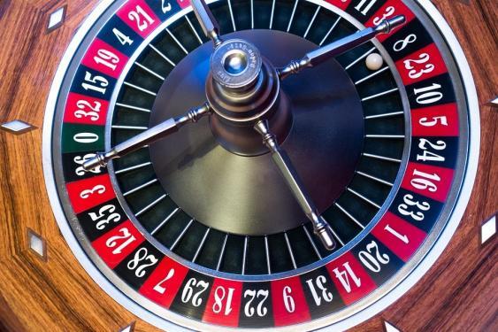 Roulettetisch