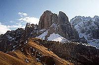 Traumhafte Dolomitenkulisse: Der Naturfreund kommt in Südtirol keineswegs zu kur