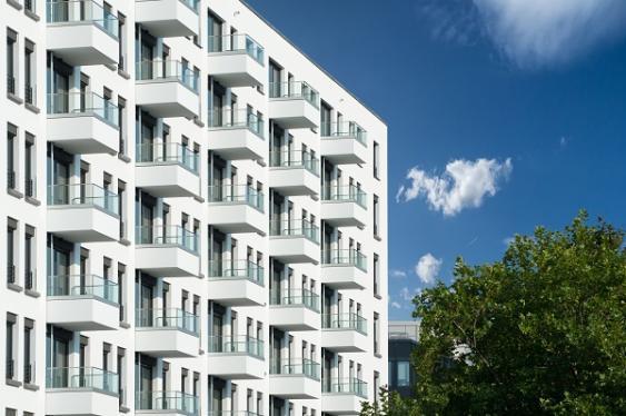 Moderner Neubau
