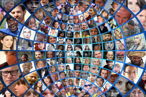 Symbolbild globale Vernetzung