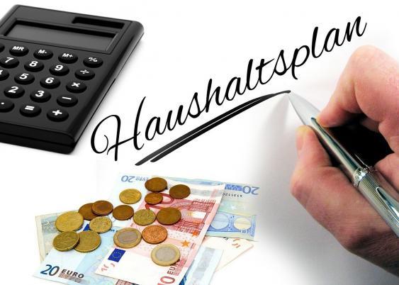 Haushaltsabrechnung