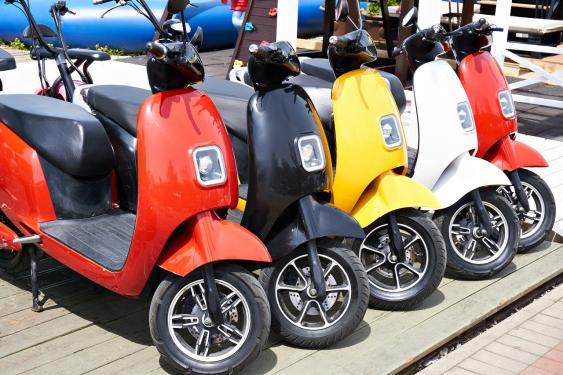 Elektromotorroller