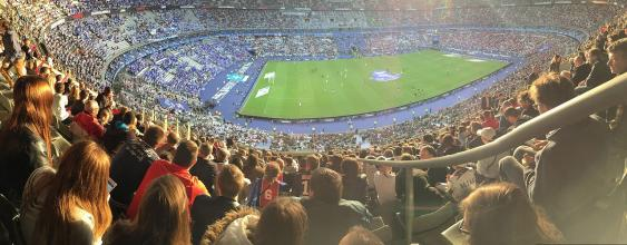 Stade de France in Paris