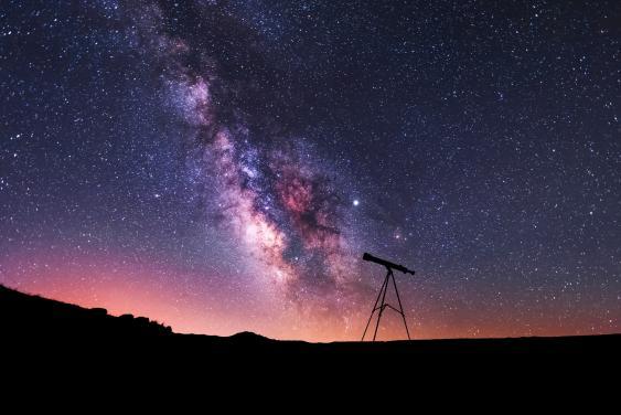 Symbolbild Astronomie