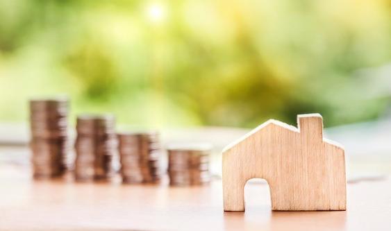 Visualisierung des Immobilienhandels