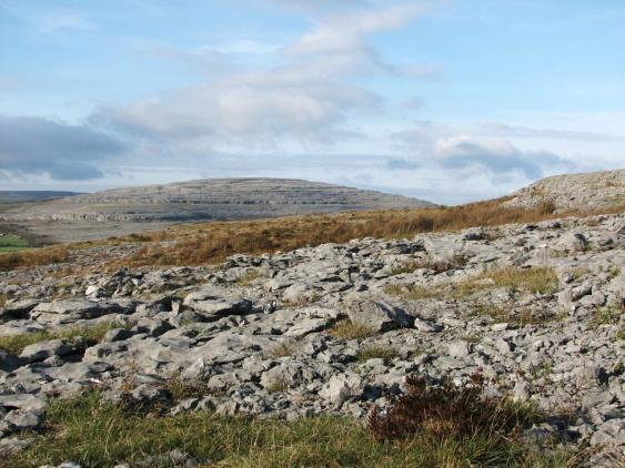 Karstlandschaft des Burren