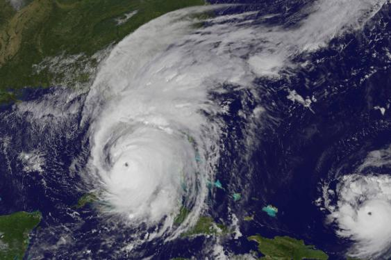 Wirbelsturm Irma, 10. September 2017