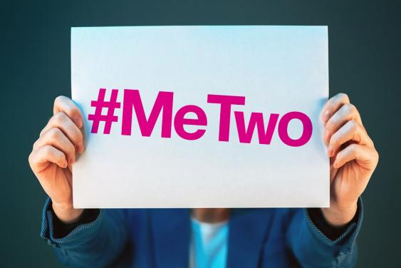 #MeTwo-Hashtag