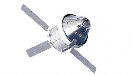 Orion-Raumschiff der NASA