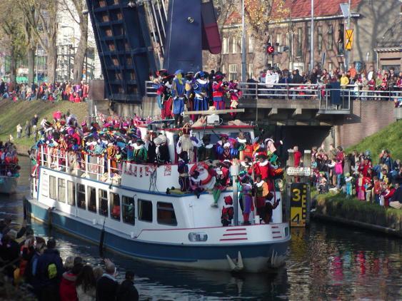 Einzug des Sinterklaas in Hertogenbosch, 2005