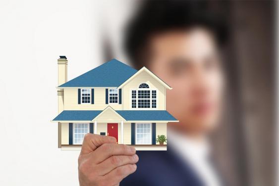 Symbolbild Hauskauf