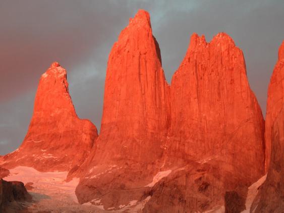 Nationalpark Torres del Paine, Chile