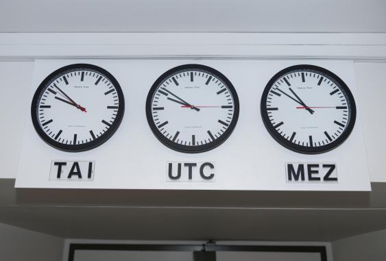 TAI-Uhr in der PTB, Braunschweig