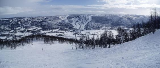 Wintersportregion Geilo in Norwegen