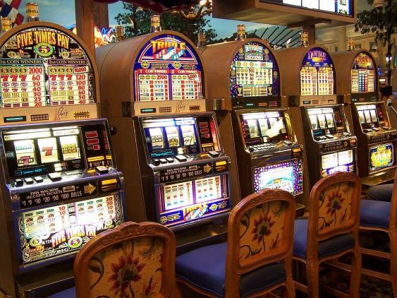Klassische Spielautomaten
