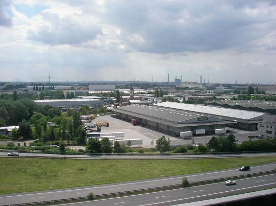 Hamburg-Billbrook