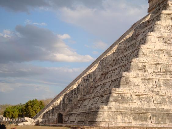 Kukulkan-Pyramide von Chichen Itza