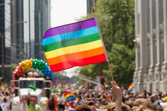 Pride-Parade in Montreal