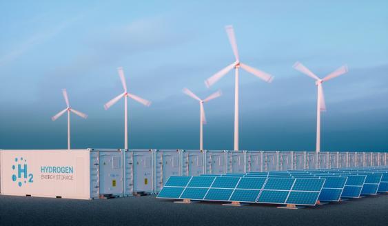 Power-to-Gas-Konzept