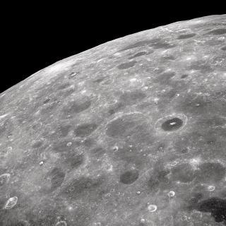 Rückseite des Mondes