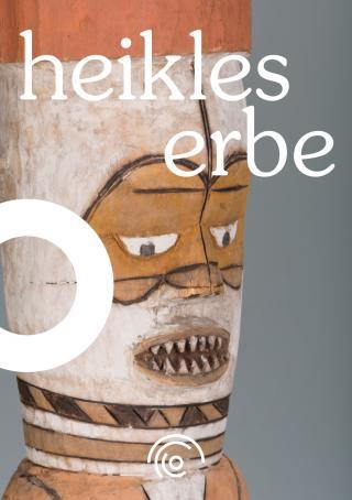 geschnitzte Holzfigur in Gestalt eines indigenen Soldaten der deutschen Schutztruppe