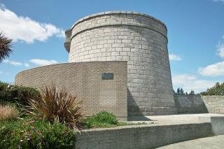 James Joyce Tower in Dublin
