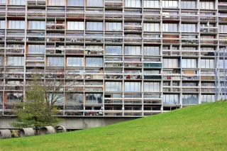 Corbusierhaus in Berlin-Westend