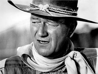 John Wayne im Western The Comancheros (1961)