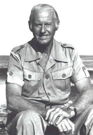Porträtfoto Thor Heyerdahls, um 1960