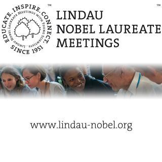 Logo Lindau Nobel Laureate Meetings