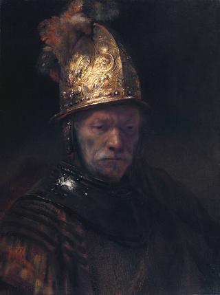 Mann mit dem Goldhelm, um 1650/55