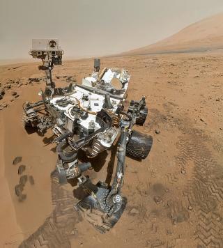 Marsrover Curiosity