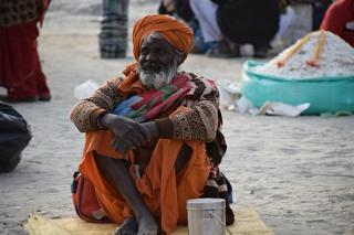 Markt in Indien