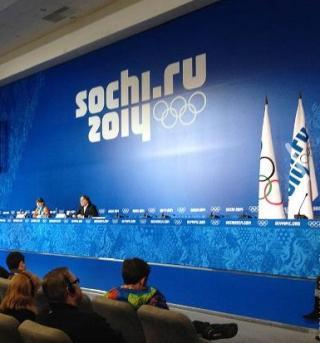Winterspiele Sotschi 2014