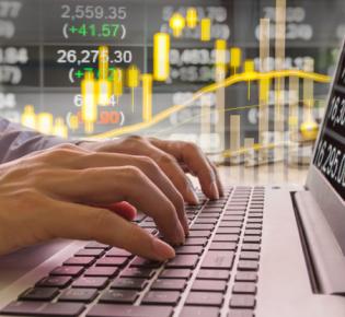 Online-Aktienhandel