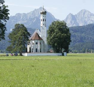 Sankt Koloman - Schwangau - Allgäu