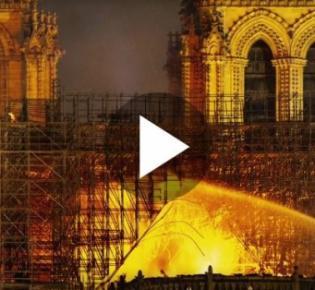 Brand der Kathedrale Notre Dame,15.04.2019
