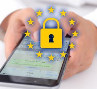 Visualisierung der Europäische Datenschutzgrundverordnung