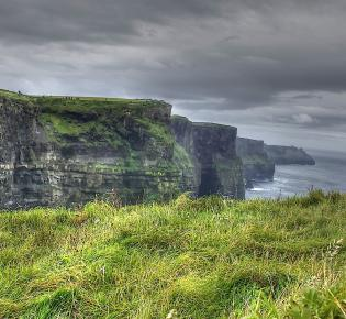 Cliffs of Moher an der irischen Atlantikküste