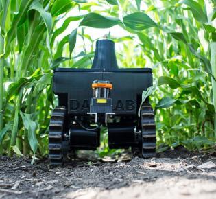 Leichtgewichtiger Agro-Roboter