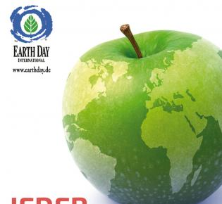 Dt Poster zum Earth Day 2021