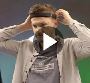 Symbolbild Gehirn-Computer-Schnittstelle