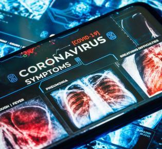Symbolbild Coronavirus-Informationen