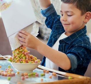 Fruit Loops Breakfast Cereals