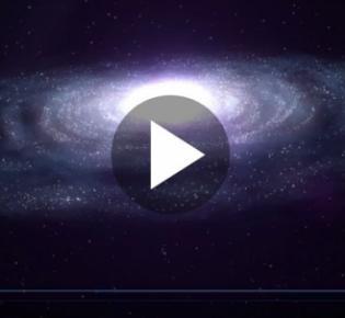 Symbolbild Galaxie