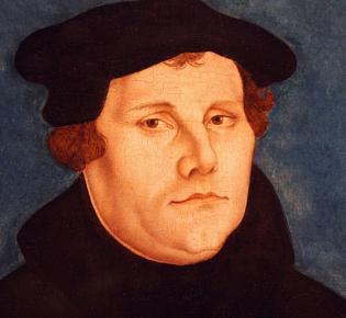 Martin Luther (Lucas Cranach der Ältere, 1529)