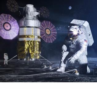Symbolbild Artemis mission