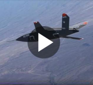 XQ-58A Valkyrie der US Airforce